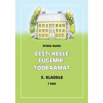 Eesti keele lugemik-tööraamat V klassile I osa