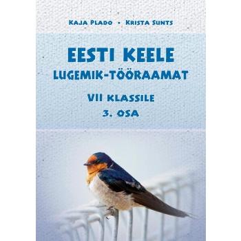 Eesti keele lugemik-tööraamat VII klassile III osa