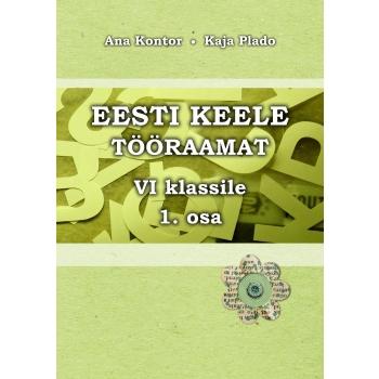 Eesti keele tööraamat VI klassile I osa