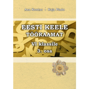 Eesti keele tööraamat VI klassile III osa