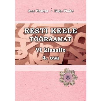 Eesti keele tööraamat VI klassile IV osa