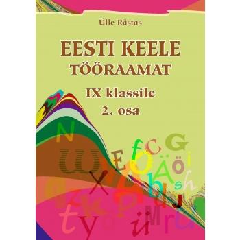 Eesti keele tööraamat IX klassile II osa