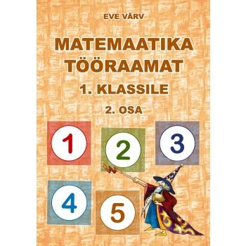 Matemaatika tööraamat I klassile II osa