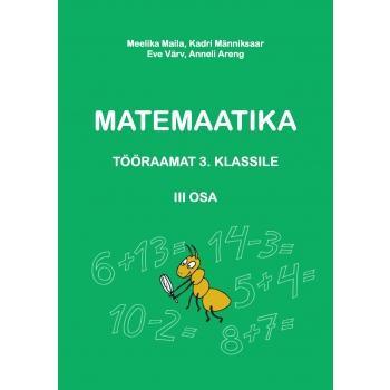 Matemaatika tööraamat III klassile III osa