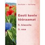 Eesti keele tööraamat V klassile III osa