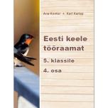 Eesti keele tööraamat V klassile IV osa