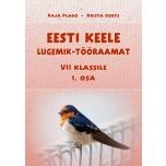 Eesti keele lugemik-tööraamat VII klassile I osa