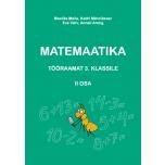Matemaatika tööraamat III klassile II osa