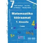 Matemaatika tööraamat VII klassile I osa