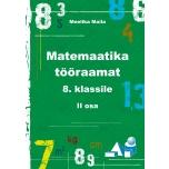 Matemaatika tööraamat VIII klassile II osa
