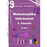 Matemaatika tööraamat IX klassile II osa